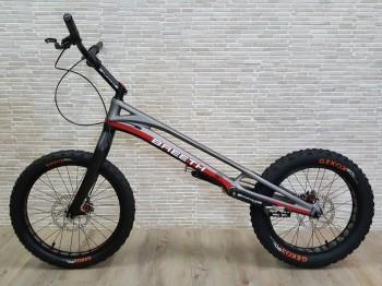"Trial Bike 20"" Breeth Carbon - grau"