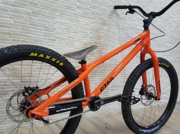 "Bike 24"" Czar Ion - orange Avid BB5 disc - mechanisch"