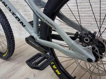 "Bike 24"" Extention Edith - grau"