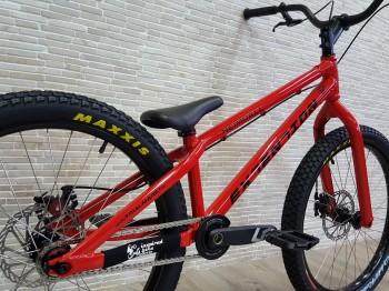 "Bike 24"" Extention Heimdall Avid BB5 - rot"