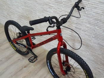 "Bike 24"" Extention Jarvis - rot"