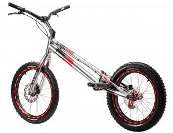 """Trial Bike 20"""" Jitsie Varial 1010mm DISC/DISC Race"""
