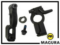 Magura EVO Adapter - schwarz