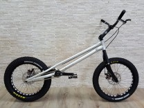 "Trial Bike 20"" Echo Lite - silber"