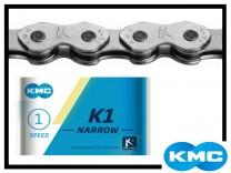Kette KMC K1 - narrow - silber