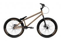 """Bike 24"""" Inspired Arcade Team - bronze matt Magura MT7 HC3 disc - hydraulisch"""