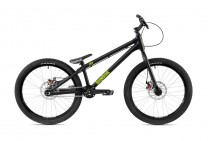 "Bike 24"" Inspired Flow - schwarz matt"