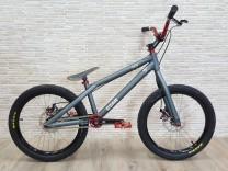 "Bike 20"" Czar Ion Kids - grau"