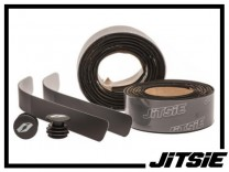 Lenkerband Jitsie - schwarz