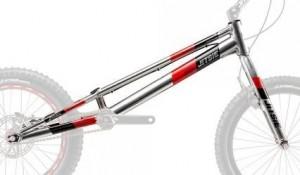"Rahmen-Kit 20"" Jitsie Varial 1010mm Race DISC/HS"