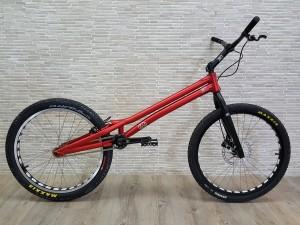 "Trial Bike 24"" GU - rot"