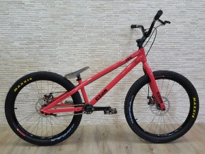 "Bike 24"" Czar Ion - hellrot"