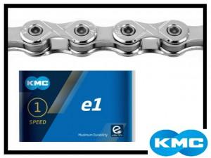 Kette KMC e1 - narrow - silber