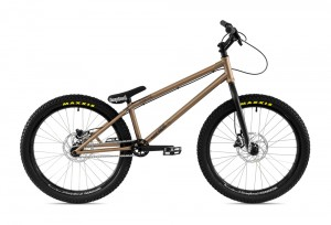 "Bike 24"" Inspired Arcade Pro - bronze matt"