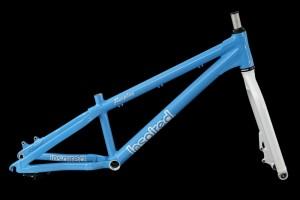 """Rahmen-Kit 24"""" Inspired Fourplay Anniversary - blau"""