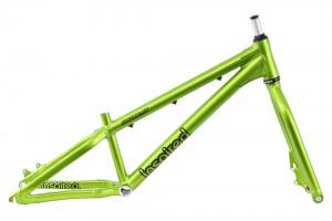 "Rahmen-Kit 24"" Inspired Fourplay - metallic grün"