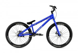 "Bike 26"" Inspired Hex Team - blau metallic"