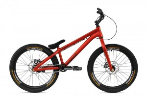 "Bike 24"" Inspired Skye Team V3 - matt rot"