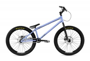 """Bike 24"""" Inspired Arcade Pro - blau matt"""