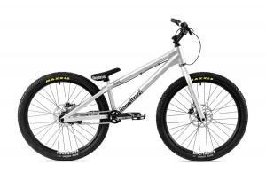 """Bike 26"""" Inspired Hex Pro - silber matt"""