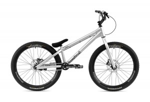 "Bike 26"" Inspired Hex Team - silber matt"
