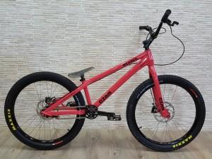"Bike 24"" Czar Neuron - hellrot"