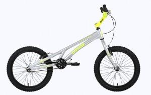 "Trial Bike 20"" Onza Sting - silber/gelb"