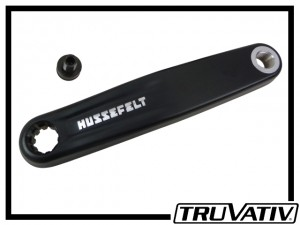 Kurbelarm Truvativ Hussefelt 175mm - links