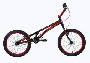 """Trial Bike 20"""" Onza Tyke - schwarz/rot"""