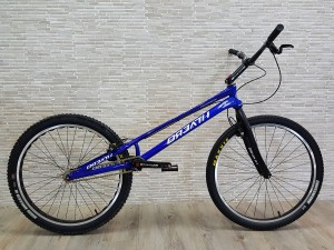 "Trial Bike 26"" Breath Tomorrow - blau"