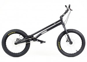 "Trial Bike 20"" Echo Mark VI - schwarz"