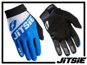 Handschuhe Jitsie Solid - blau