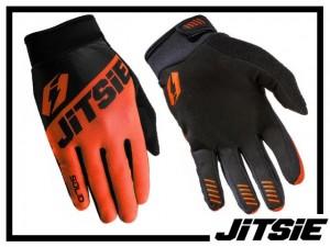 Handschuhe Jitsie Solid - rot