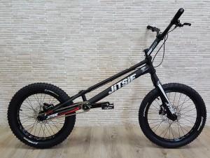 """Trial Bike 20"""" Jitsie Varial 1010mm DISC Hope - weiß/rot"""