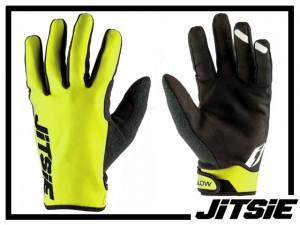 Handschuhe Jitsie Glow - gelb