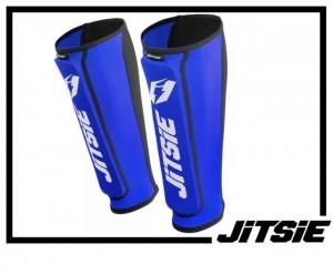 Schienbeinschützer Jitsie Dynamik - blau