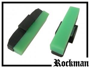Bremsbeläge Rockman - grün