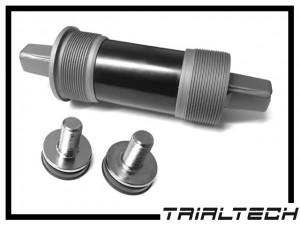 Tretlager Trialtech 4-Kant 122mm