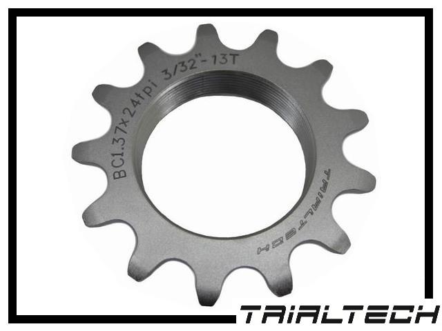 Schraubritzel Trialtech 13 Z.