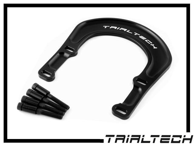 Brake Booster Trialtech Aluminium 4-Loch schwarz