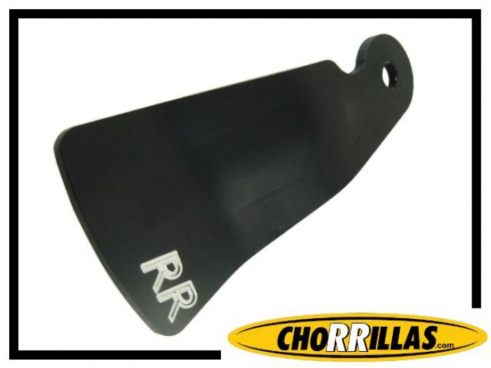 Bremsscheibenschutz Chorrillas silber