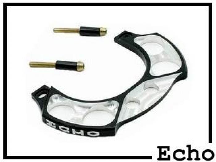 Brake Booster Echo SL 2-Loch schwarz