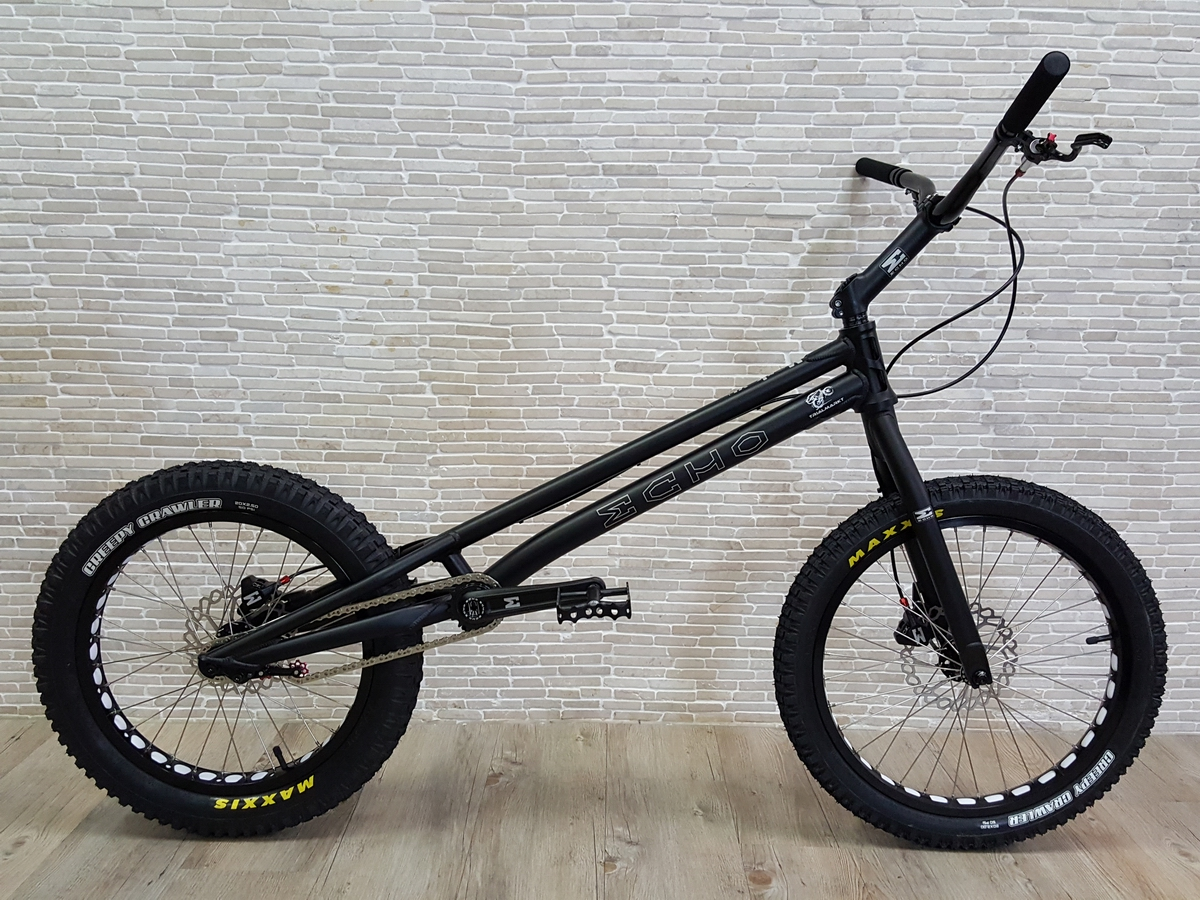 "Trial Bike 20"" Echo Mark VI Plus - schwarz"