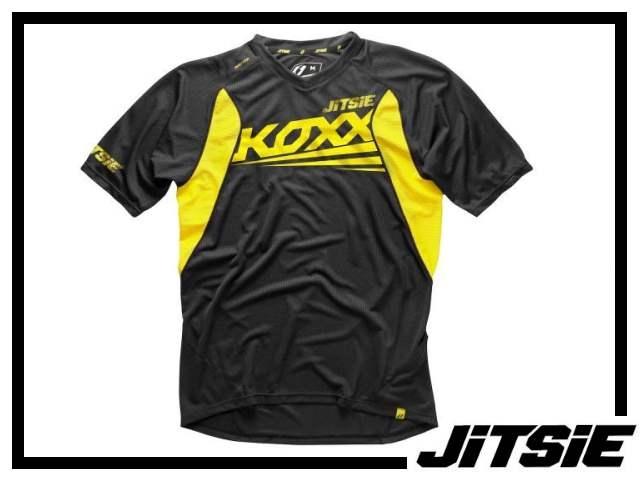 Jersey Jitsie Airtime kurzarm - Koxx S