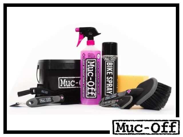 Muc-Off Reinigungsset 8 in 1