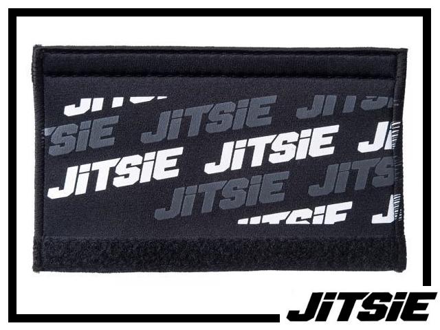 Kettenstrebenschutz Jitsie - schwarz/weiß