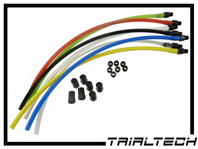 Verbindungsleitung Trialtech M8/M6 grün