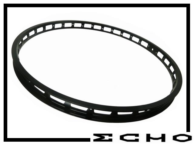 "VR-Felge 24"" Echo SL 38mm (32 Loch) - schwarz"