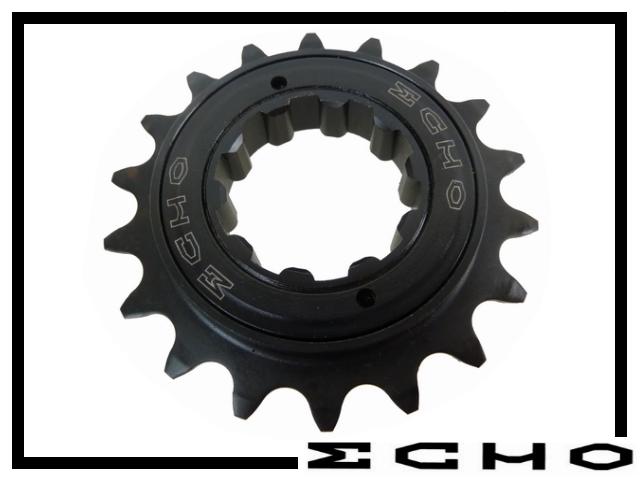 Freilaufritzel Echo TR (108 clicks) 18 Z. - splined