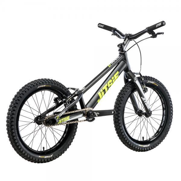 trial bike 18 jitsie varial 740mm v brake. Black Bedroom Furniture Sets. Home Design Ideas